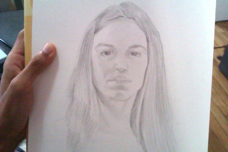 Les tapes incontournables pour dessiner un portrait - Comment dessiner un canape ...