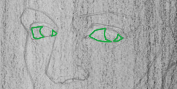 dessiner yeux
