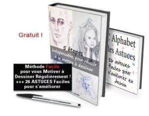 Le livre pour entretenir sa pratique artistique au quotidien et l'alphabet des astuces