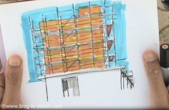architecture facile etape touche finale