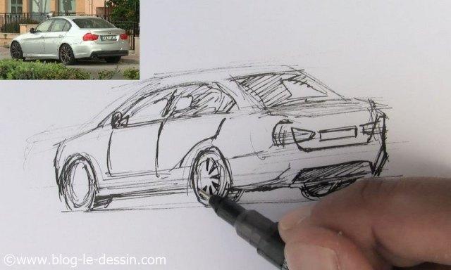 dessiner voiture sportive 14.JPG
