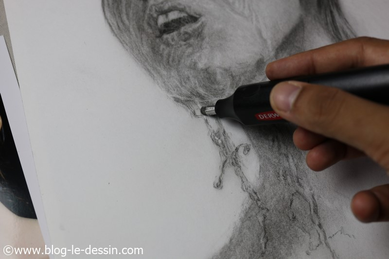 dessiner eau