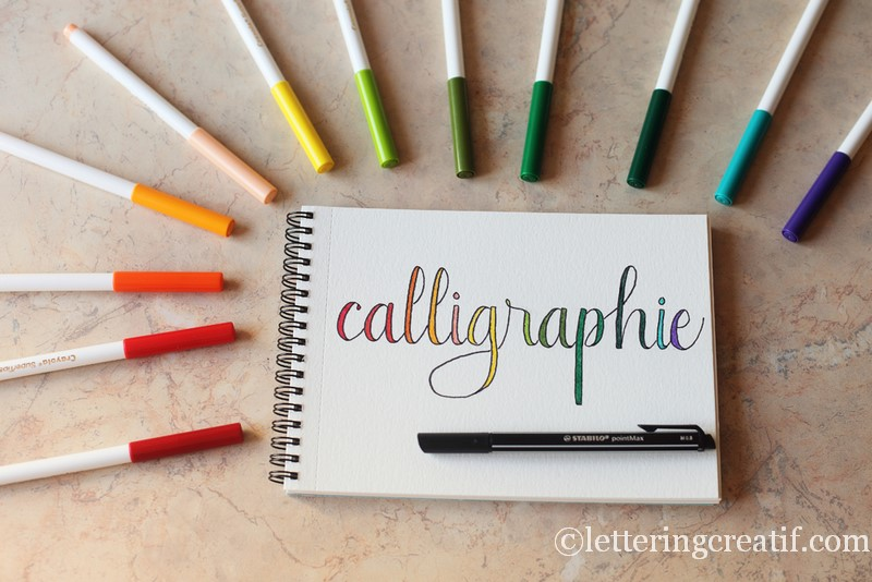 fausse calligraphie