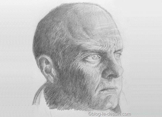 dessiner un portrait réaliste
