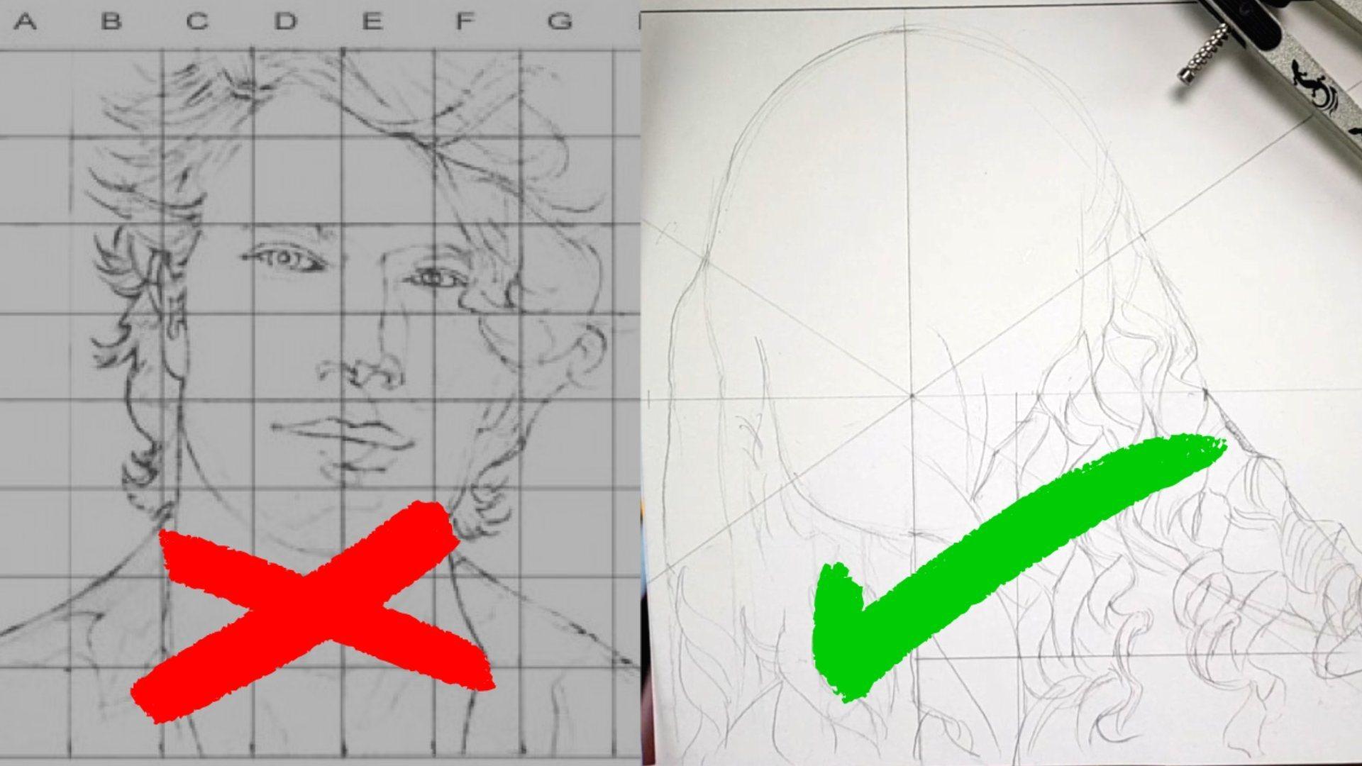 dessiner avec des proportions parfaites
