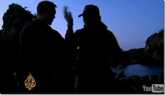 Reportage d'Al Jazeera à Taiji - Les pêcheurs empêchent les journalistes d'accéder à la petite baie