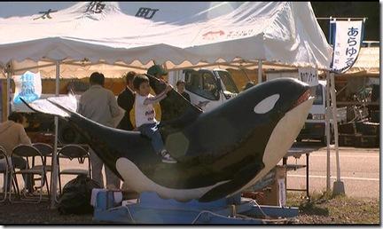 La fête de la baleine à Taiji - Bonus du DVD de The Cove (la baie de la honte)