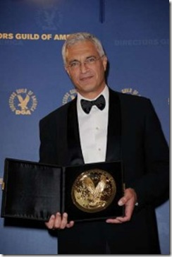 Louie Psihoyos aux Art Directors Guild Awards