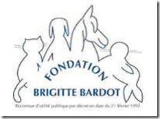 Logo de la Fondation Brigitte Bardot