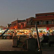 Djemaa el Fna – Der Platz der Gehenkten