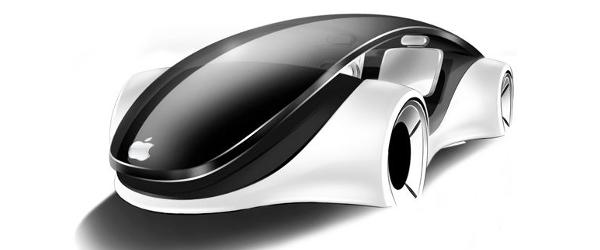 Quelles seront les prochaines nouveautés à sortir de chez Apple ? - iCar : Steve Jobs imaginait une voiture estampillée Apple