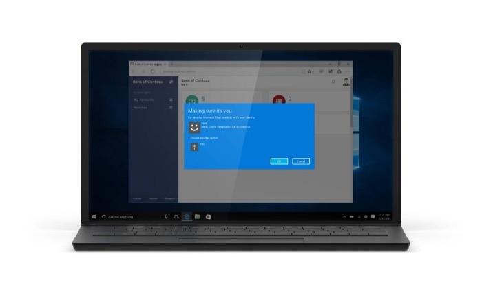 Windows 10 Anniversary Update : Windows Hello
