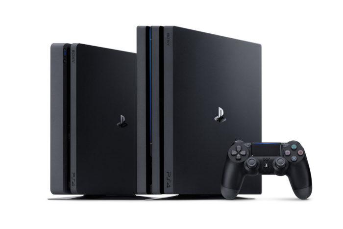 PlayStation 4 et PlayStation 4 Pro