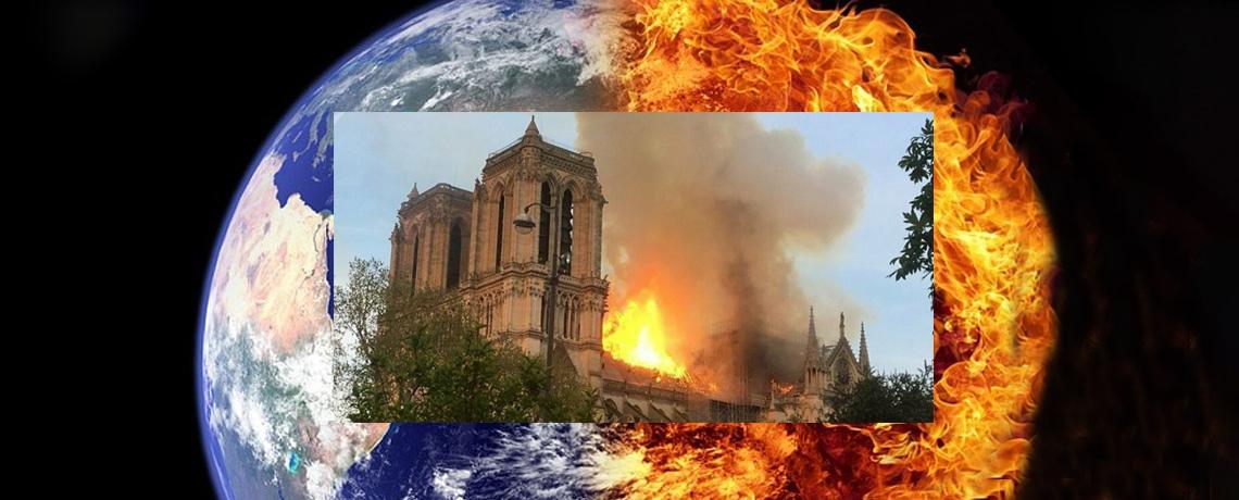 De « Notre-Dame » de Paris à « Notre-Mère » la Terre