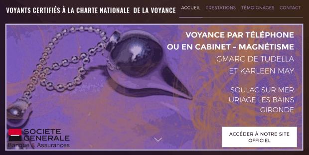 Voyant Garcia Gérard Marc