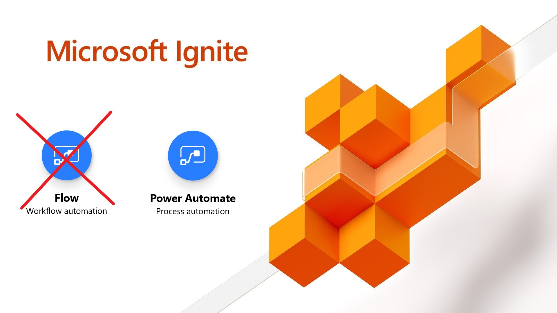 Power Automate Ignite