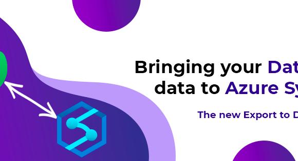 Bringing your Dataverse data to Azure Synapse