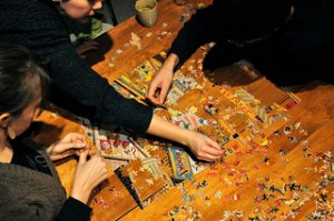 Jigsaw puzzles can help to improve your dexterity