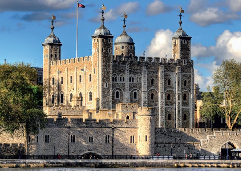 Tower of London Jumbo Jigsaw Puzzle