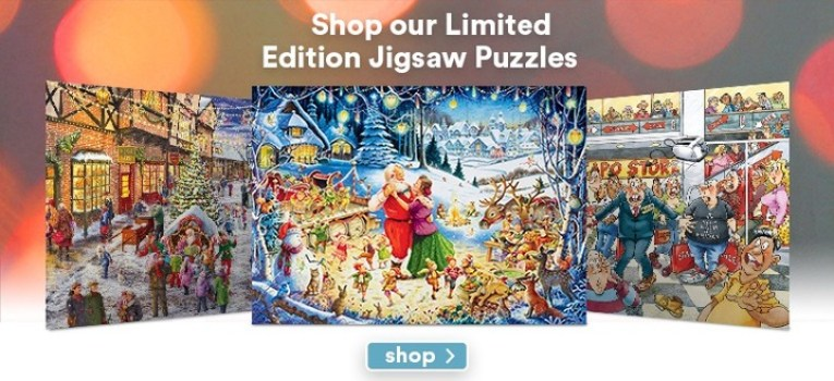 Limited Edition Jigsaw Puzzles