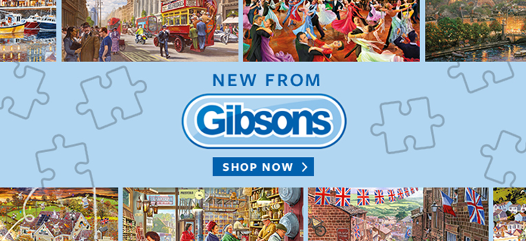 Gibson Jigsaw Puzzles