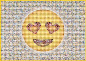 Emoticon 1000 Piece Jigsaw Puzzle