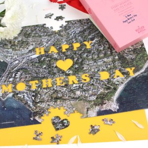 Personalised Happy Mother's Day 400 Piece Jigsaw