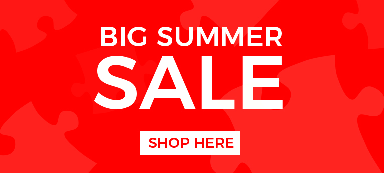Jigsaw Puzzle Summer Sale