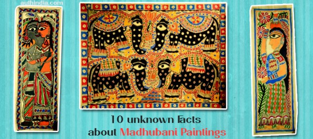 Facts about Madhubani Paintings
