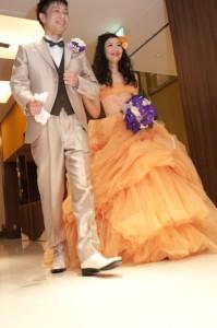 福岡 ブライダルアルバム 結婚準備 披露宴の写真 前撮り ロケ撮 0358