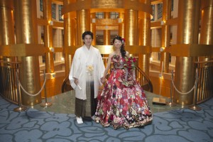 福岡 写真スタジオ 結婚式の写真 ブライダル撮影 ウエディングアルバム 披露宴 デジタルアルバム 0358 かっこいい オシャレ