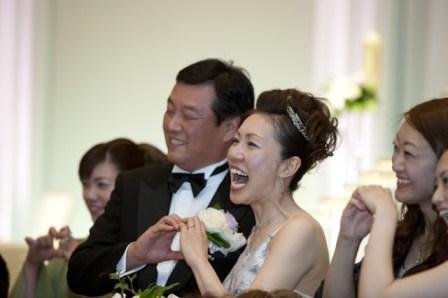 福岡 ウエディングパーティ ブライダル写真 結婚式の写真 スナップ撮影