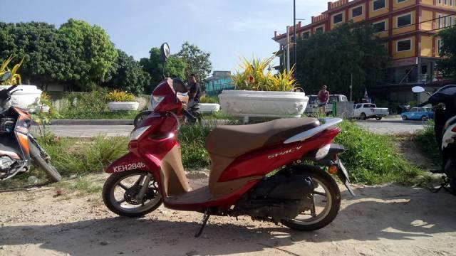 langkawi motorbike