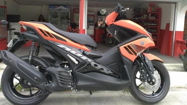 Motorbike rental makati city