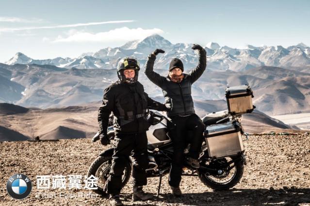 Mount Everest motorbike tour