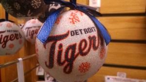 Detroit Tigers ornament