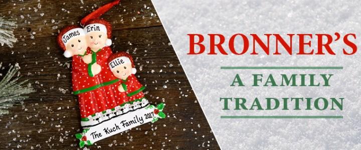 Bronner's – A Family Christmas Tradition