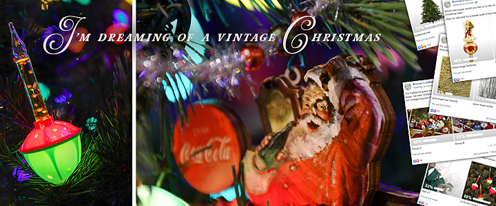 A Vintage Christmas Dream-Come-True!