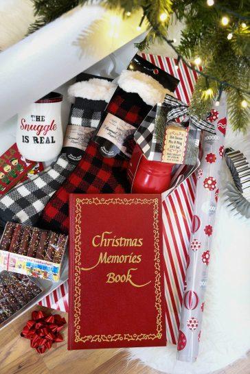 Christmas Memories Journal Book