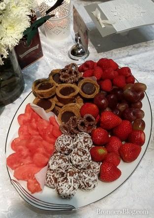 Charcuterie-styled Dessert Platter