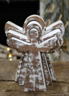 Wood Nesting Angels