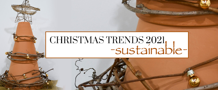 Sustainable Decorations for Christmas