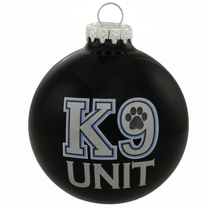k9 Unit Ornament
