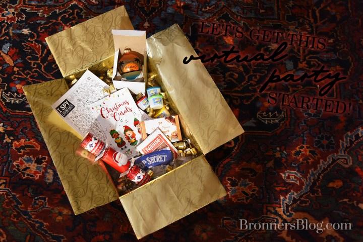 Virtual Christmas Party Kit Ideas from Bronner's Christmas Wonderland