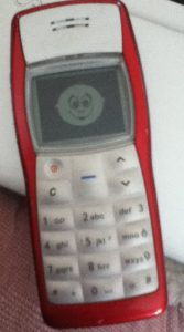 Nokia 1100 Mobile Phone