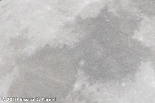 Moon Close-up at f/14.0