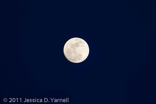 Moon – 400mm