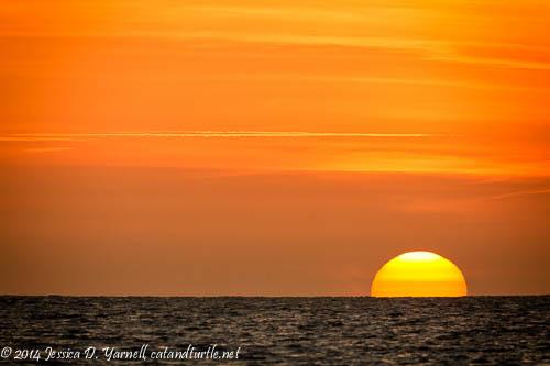 Sunset on Florida's Gulf Coast