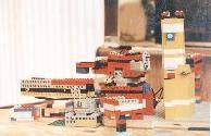 sorting  robots