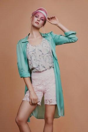 Fashion Editorial: Color me Free!
